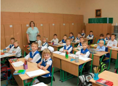Our Classroom. Наш класс